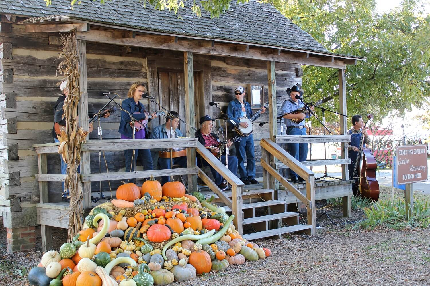 Fall Folklore Jamboree