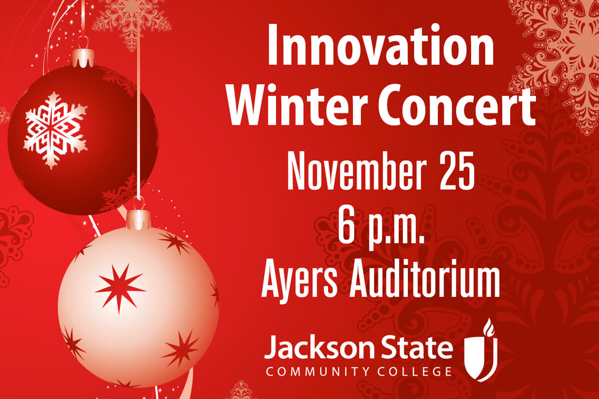 Jackson, Tennessee – Innovation Winter Concert