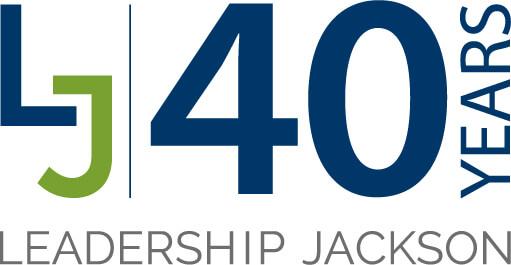 LJ 40th logo