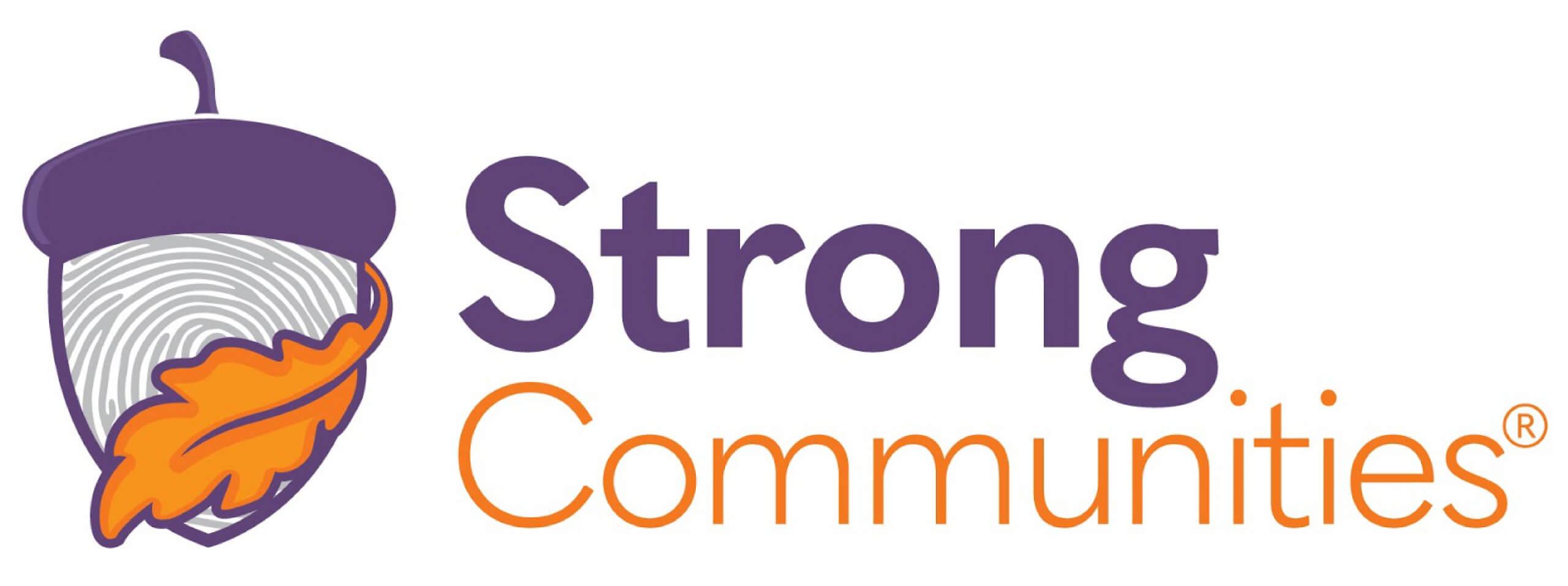 Strong communities logo