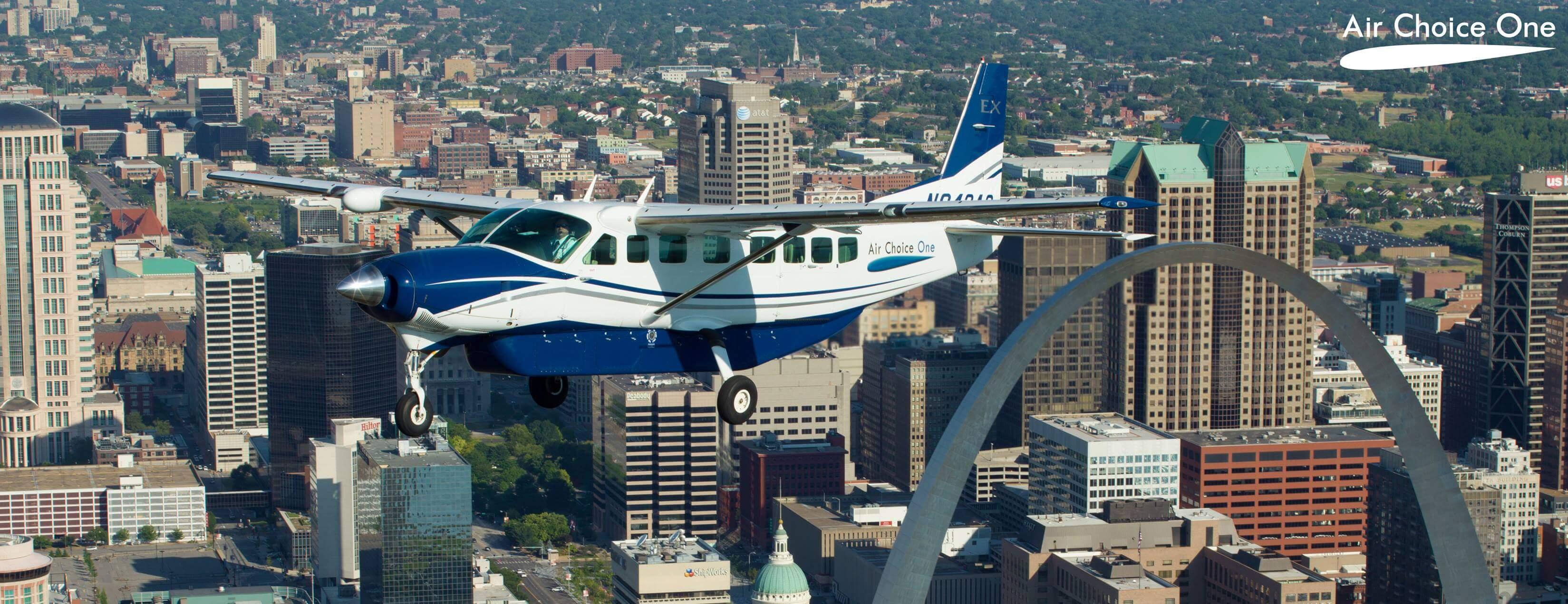 Air Choice One Airplane