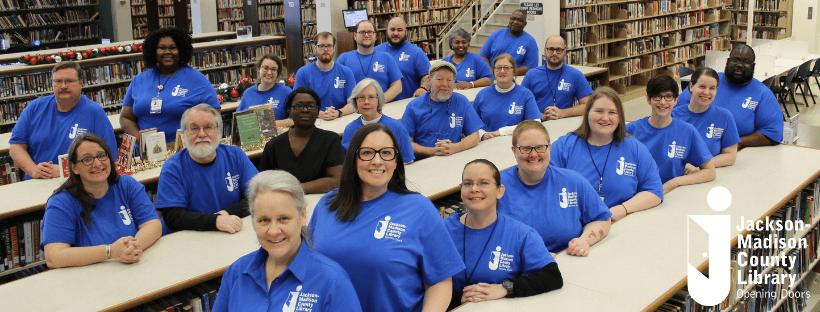 JMC library staff