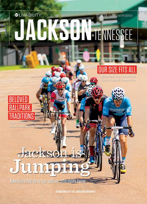 Jackson LIvability 2019