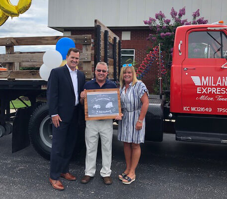 Jackson Tennessee Milan Supply Chain Solutions Celebrates 50 Years