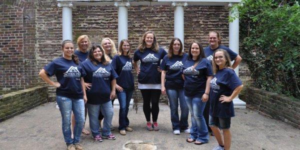 Jackson Pride team