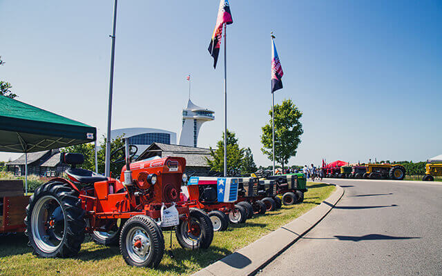 Jackson Tennessee Antique Tractor Show